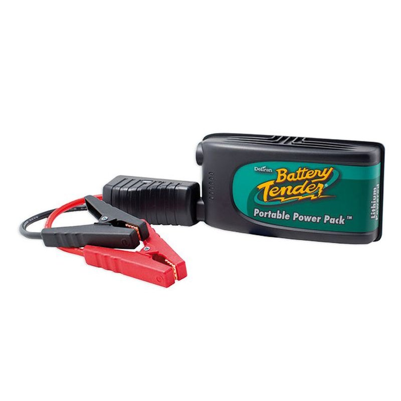 , Jump Starter, USB Charger, Portable Power Pack, 12V CCE-890455