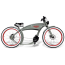 The Ruffian - Exklusives E-Bike (Pedelec) im Cruiser-Stil...